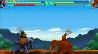 小战象格斗 战斗3