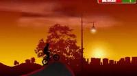 暮光特技自行车1