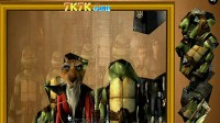 忍者神龟拼图  4
