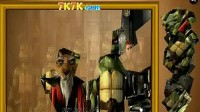 忍者神龟拼图  3