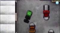 重型卡车停车场11