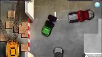 重型卡车停车场21