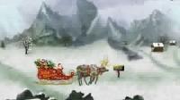 疯狂圣诞鹿车 1