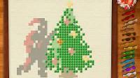 圣诞十字绣-1