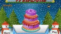 圣诞小熊蛋糕—3