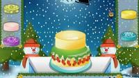 圣诞小熊蛋糕—4
