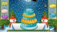 圣诞小熊蛋糕—5