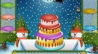 圣诞小熊蛋糕—6