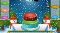 圣诞小熊蛋糕—8
