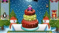 圣诞小熊蛋糕—7