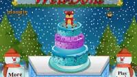 圣诞小熊蛋糕—9