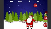 圣诞老人踢炸弹