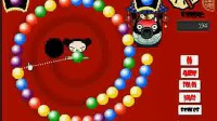 中国娃娃玩祖玛 1
