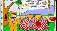 小熊食物大比拼  1