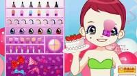 小公主生日快乐化妆版1