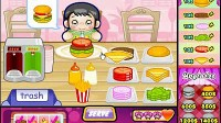 可爱汉堡店-3