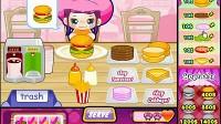 可爱汉堡店-5