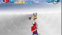 圣诞老人滑雪橇  1