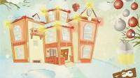 装饰冬季房屋4