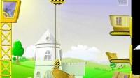 用吊车建房子8