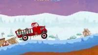 圣诞老人卡车送礼1
