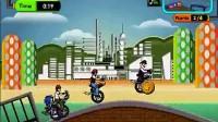 超级玛丽独轮摩托1
