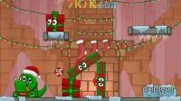 圣诞节怪物吃糖果选关版6