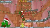 圣诞节怪物吃糖果选关版8