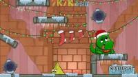 圣诞节怪物吃糖果选关版17