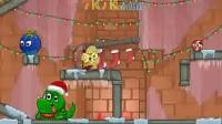 圣诞节怪物吃糖果选关版18