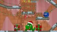 圣诞节怪物吃糖果选关版21