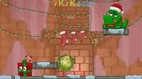 圣诞节怪物吃糖果选关版19