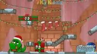 圣诞节怪物吃糖果选关版23