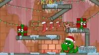 圣诞节怪物吃糖果选关版30