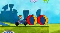 小屁孩骑摩托4