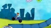 小屁孩骑摩托5