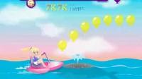 波莉撞气球3