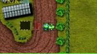 停靠拖拉机2