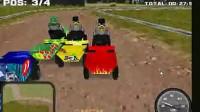 拖拉机卡丁车3D02
