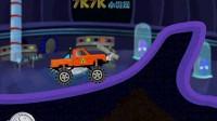 大卡车冲出实验室3