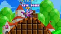 碧琪公主骑摩托1