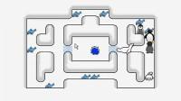 企鹅进冰洞04