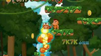 跳跃的小浣熊演示5