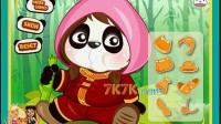 小熊猫换装演示3