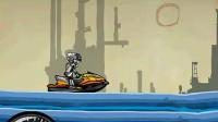 机器人摩托艇06