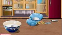 莎拉蛋糕烹饪1