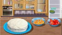 莎拉蛋糕烹饪3