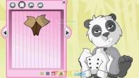 熊猫换装演示1