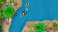 停靠摩托艇1