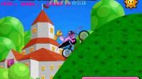 碧琪公主骑摩托车01